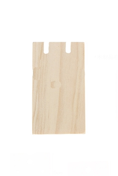 Wooden JEWELRY Display W1337 - 6cm